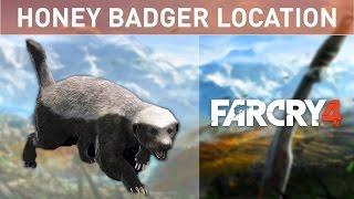Far Cry 4: Honey Badger LOCATION!