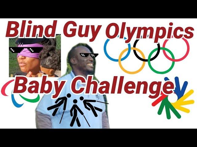 Olympics 2020 as a Blind Olympian
