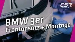 Montagevideo Frontansatz I (Variante zum Verkleben) von CSR-Automotive