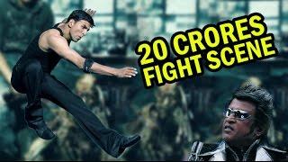 ROBOT 2 : Akshay Most Expensive FIGHT scene