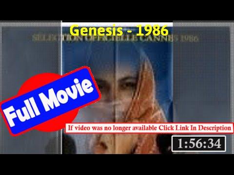 [[51283]]p- Genesis (1986) |  *FuII* pnogki