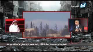 دخالت ایران در سوریه برای بقای رژیم اسد است