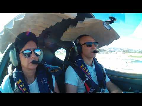 Ortal AND Me fly to Larnaca with our BRISTELL OCT 2017