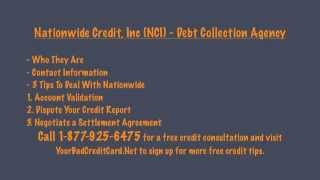 Nationwide Credit, Inc (NCI) - Debt Collection Agency