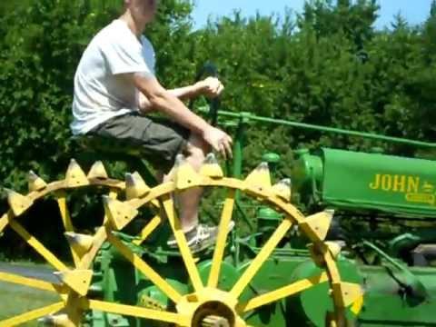 1936 John Deere A Tractor on Steel Wheels in Kansas for Sale $4,900