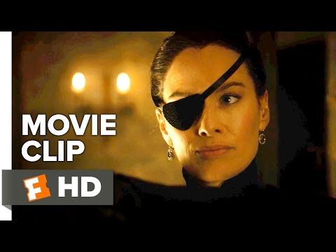 Pride and Prejudice and Zombies Movie CLIP - I Don't Know Which I Admire More (2016) - Movie HD