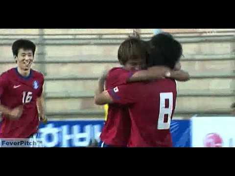 2012 Olympic Asia Qualifying - JORDAN vs KOREA 110623