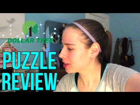 Dollar Tree Review: 300 Piece Puzzles