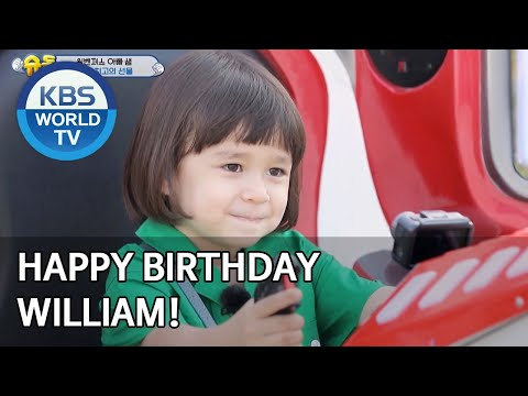 Happy Birthday William! [The Return of Superman/2020.07.26]