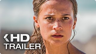 TOMB RAIDER Trailer (2018)