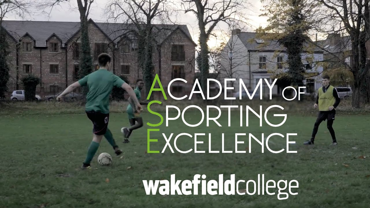 Wakefield College - Academy of Sporting Excellence