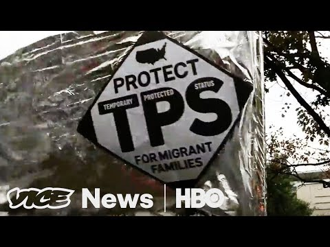 Thousands Will Be Deported After Trump's DHS Let TPS Expire (HBO)