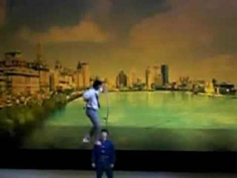 Shanghai Acrobats 5: Slack Wire Acts