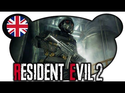 Resident Evil 2 Remake Hunk & Tofu ???????? (Horror Gameplay Deutsch)
