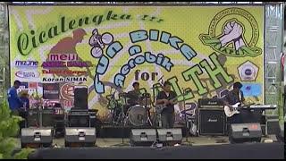 Kau Bukan Untukku - Jam Session With Ahmad Sebastio @sahara Rock Band  Live