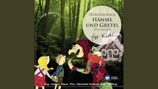 Hänsel und Gretel · Märchenspiel in 3 Bildern (GA Wallberg) (Sung in German · 1988...