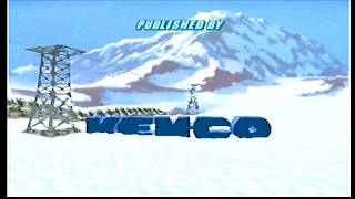 Twisted Edge Extreme Snowboarding | Part 1: Novice Competition [N64]