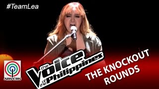 "Team Lea Knockout Rounds: ""Bring Me To Life"" by Casper Blancaflor (Season 2)"