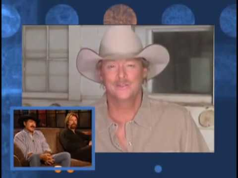 Alan Jackson surprises Brooks & Dunn
