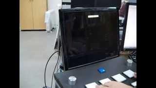 Raspberry pi rhythm game (KOREATECH Term Project) by Jaeu Jeong