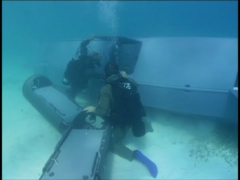 Military Underwater Transport, Navigation And Communication Systems