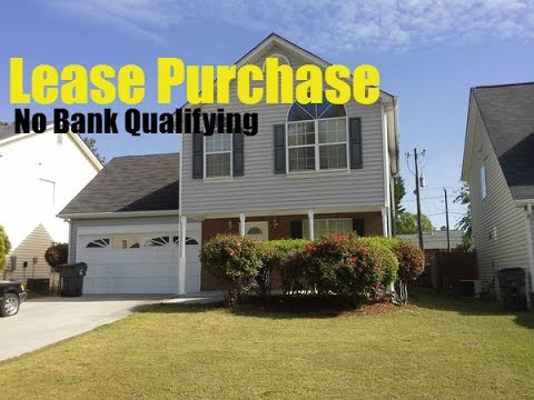 Rent to Own, Lease Purchase in Duluth, Georgia