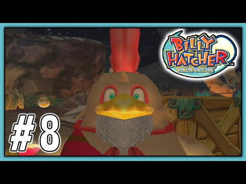 Billy Hatcher and the Giant Egg - Episode 8