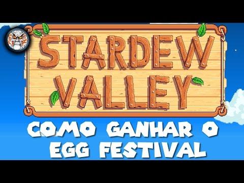Stardew Valley: Como pegar todos os ovos do Egg Festival