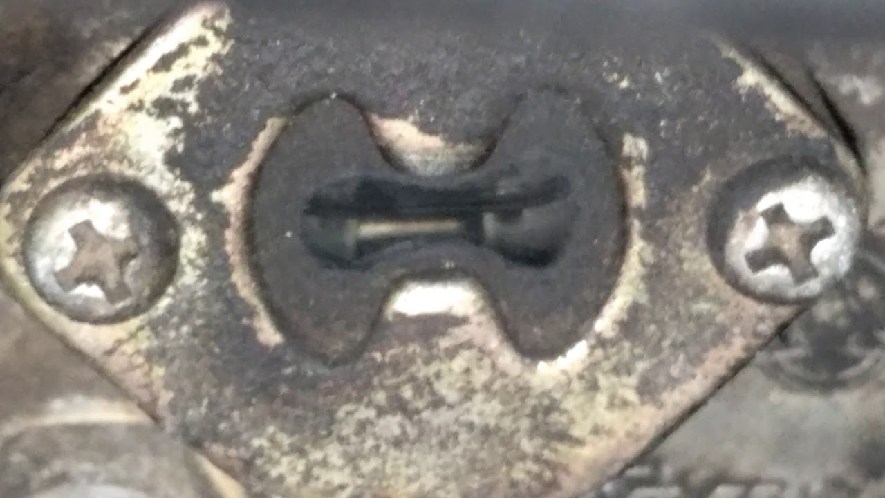 22r correct float level position indicator on an aisan carburetor 88 toyota pickup [ 1280 x 720 Pixel ]