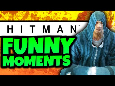 Hitman Funny Moments! - #3 - KILLER JEDI! - (Hitman Marrakesh Gameplay)