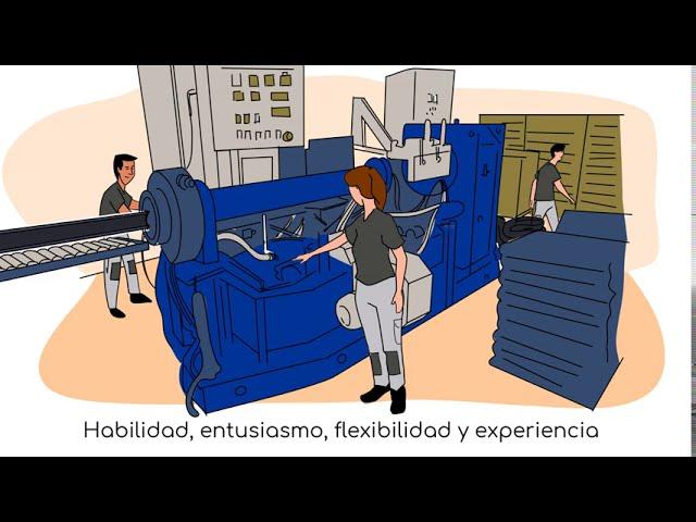Extrusión de Caucho Termoplástico - ECATEC
