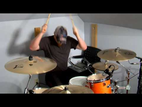 Fireflight - Desperate - Jeremy Spencer (Drum Cover)