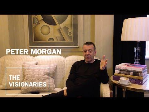THE VISIONARIES: Peter Morgan, screenwriter