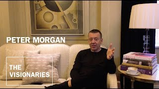 THE VISIONARIES: Peter Morgan, screenwriter