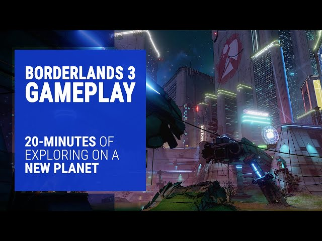 Borderlands 3 is Targeting 60 FPS on Xbox One X, 30 FPS on Base