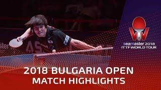 Video Tomokazu Harimoto vs Kenta Matsudaira | 2018 Bulgaria Open Highlights (1/2) download MP3, 3GP, MP4, WEBM, AVI, FLV Agustus 2018
