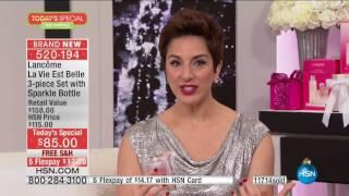 HSN | Lancome Paris Beauty Gifts 12.08.2016 - 11 AM