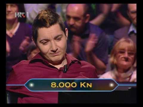 Mima Simić - Tko želi biti milijunaš? (8. 4. 2007.)