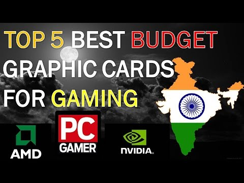 Top 5 Best Budget Graphic Cards India April 2016