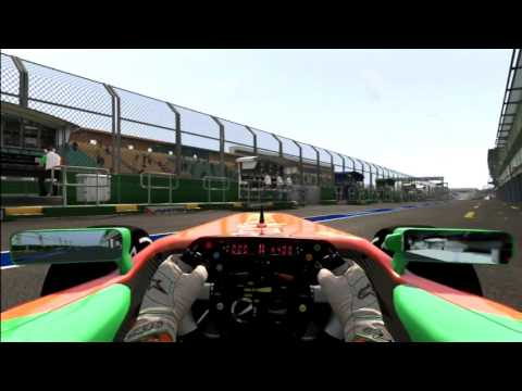 f1 championship edition carreer