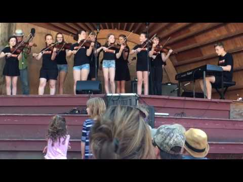 BCFO at Campbell Bay Music Fest, part 2