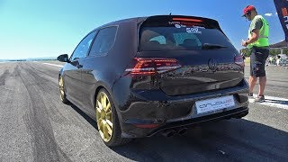 Volkswagen Golf 7 R with Audi RS3 Engine!