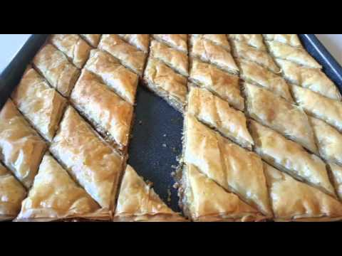Recipe baklava