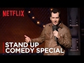 Jim Jefferies: Bare | Texting a Rugby Player [HD] | Netflix Is A Joke
