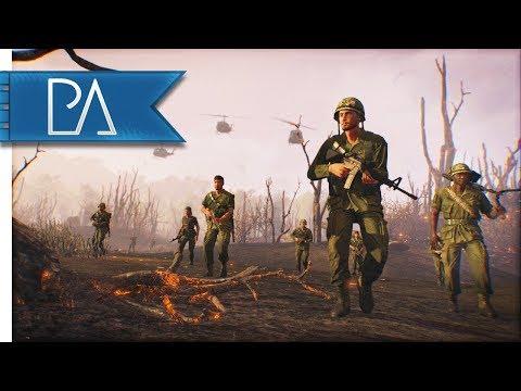 U.S. Forces Must Hold Against Viet Cong Assault - Rising Storm 2: Vietnam