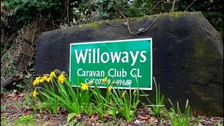 Willoways CL Caravan site Easter 2016