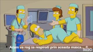 Homer la colonoscopie