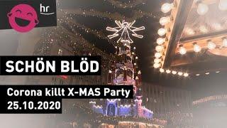 Corona killt X-mas-Party