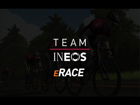 Team INEOS eRace LIVE - 5pm BST April 12 2020