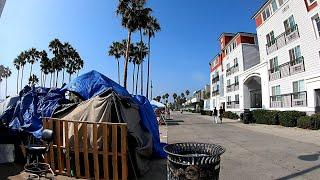 Může Venice Beach vypadat ještě hůř? Nejhorší turistické místo...